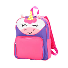 Load image into Gallery viewer, Unicorn Preschool Backpack