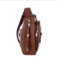 Load image into Gallery viewer, Conceal Carry Purse / Crossbody - RFID Protected