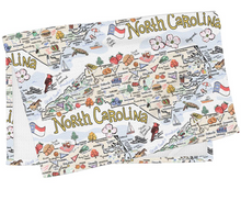 Load image into Gallery viewer, North Carolina Multi-Use Towel