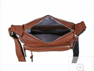 Conceal Carry Purse / Crossbody - RFID Protected