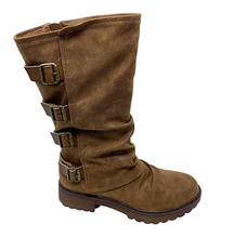 "Load image into Gallery viewer, Blowfish ""Roxie"" Boots - Brown"