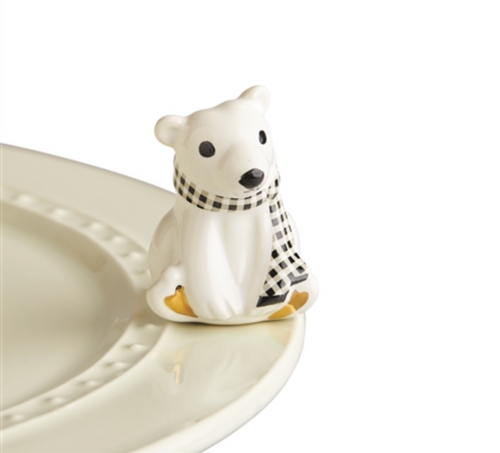 Nora Fleming Mini - Polar Bear