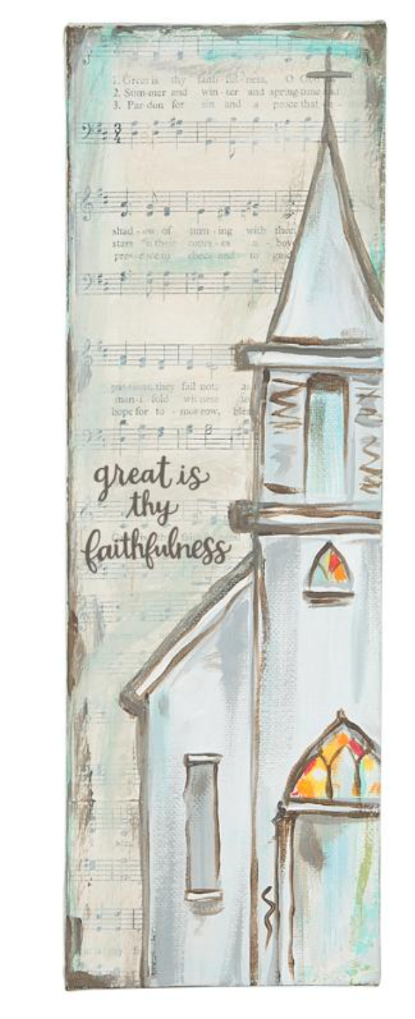 Great is Thy Faithfulness 4