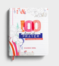 Load image into Gallery viewer, 100 Days of Prayer - A Devotional Journal