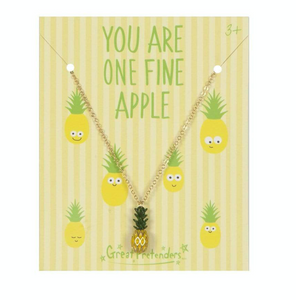 You Are One Fine Apple- Carded Gift Set