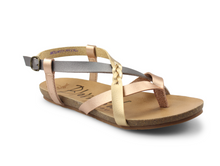 Load image into Gallery viewer, Granola B-Tri-Color Sandals
