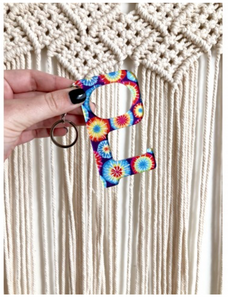 Hands-Free Keychain {8 Color Options}