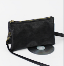 Load image into Gallery viewer, 3 Compartment Crossbody - *Multiple Colors* Best Seller!