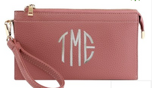 Load image into Gallery viewer, Compartment Wristlet/Crossbody (4 COLORS)