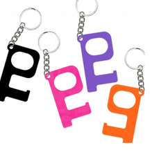 Load image into Gallery viewer, Hands-Free Keychain {8 Color Options}