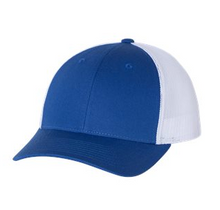 Load image into Gallery viewer, Monogrammed Trucker Hat - Multiple Color Options {Includes Monogram}