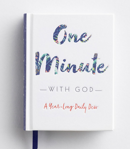 One Minute with God Devotional