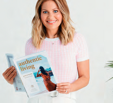 Load image into Gallery viewer, Authentic Living - Jesus every day - Candace Cameron Bure Devotional Guide