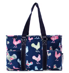 Canvas Southern Rooster Small All Purpose Large Utility Bag