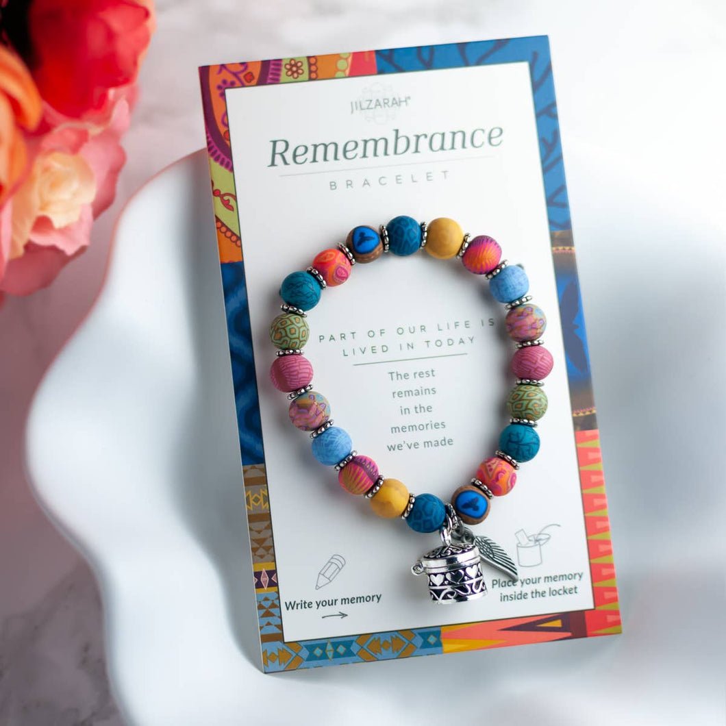 Remembrance Bracelet - Multi Color