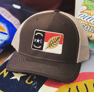 North Carolina /Tobacco Leaf Hat