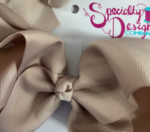 "4"" HairBow {Multiple Colors!}"