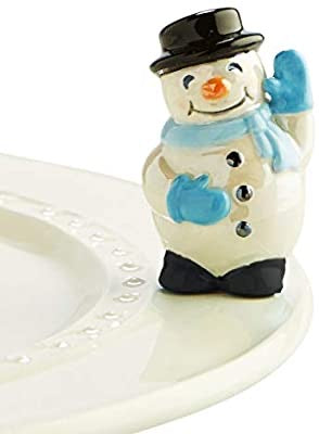 Nora Fleming Mini - Snowman