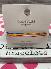 Load image into Gallery viewer, Puravida Charity Bracelets *Various Colors*