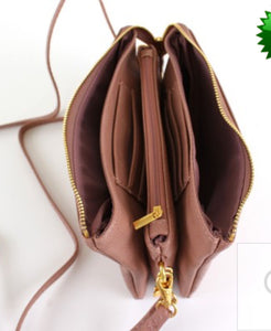 3 Compartment Crossbody - *Multiple Colors* Best Seller!