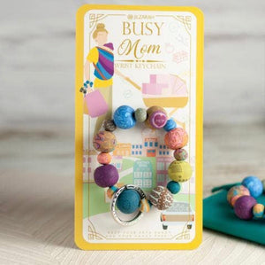 Busy Mom Keychain
