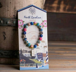 North Carolina Bracelet