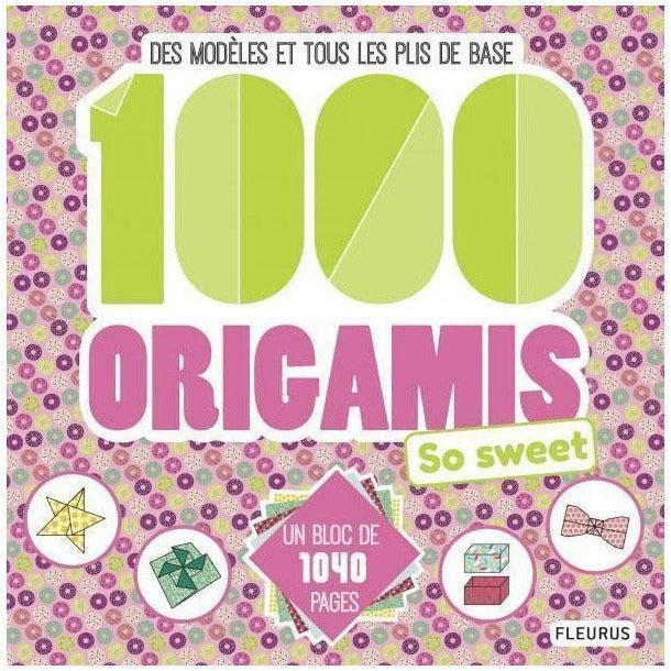 1000 Origamis - So Sweet