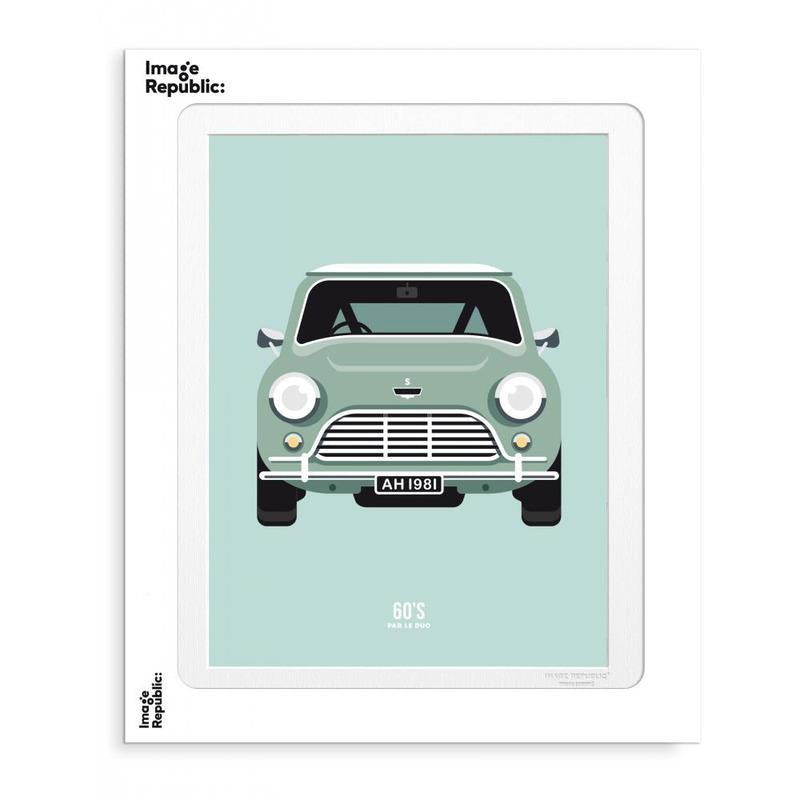 Affiche Mini - 30 x 40 cm - Image Republic