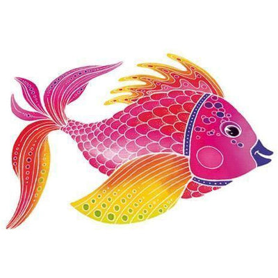 Aquarellum junior poisson