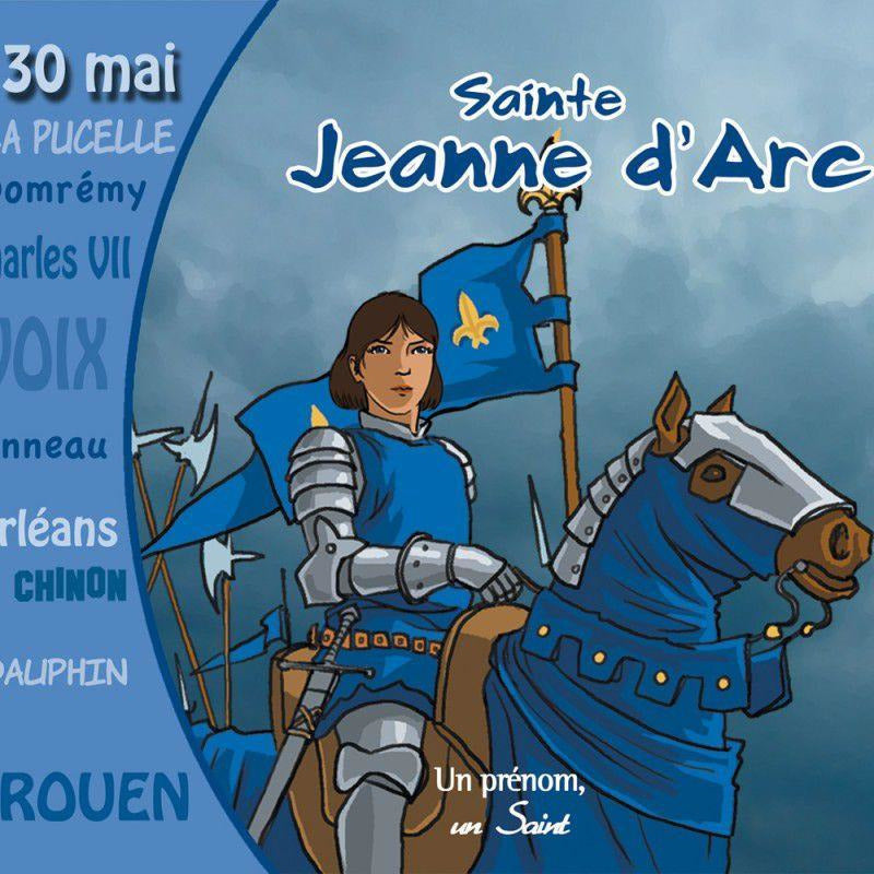 Cd Sainte Jeanne d´Arc