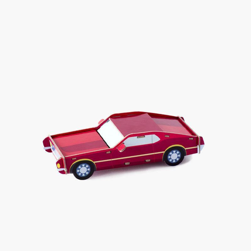 Maquette - Voiture Mustang