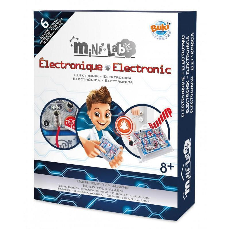 Mini Lab Electronique Buki