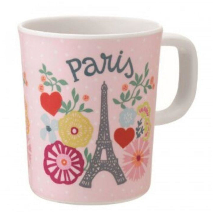 Mug - Tour Eiffel rose