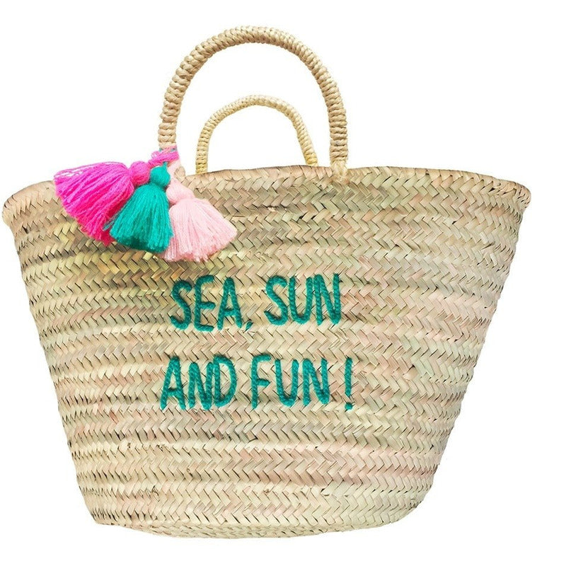 Panier Mum Sea sun and fun
