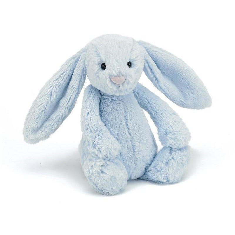 Peluche Bashful Blue bunny Medium - Jellycat