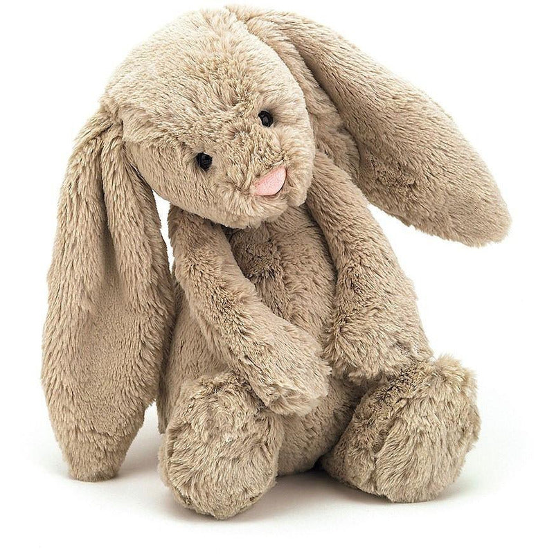 Peluche - Lapin Bashful beige Medium- Jellycat