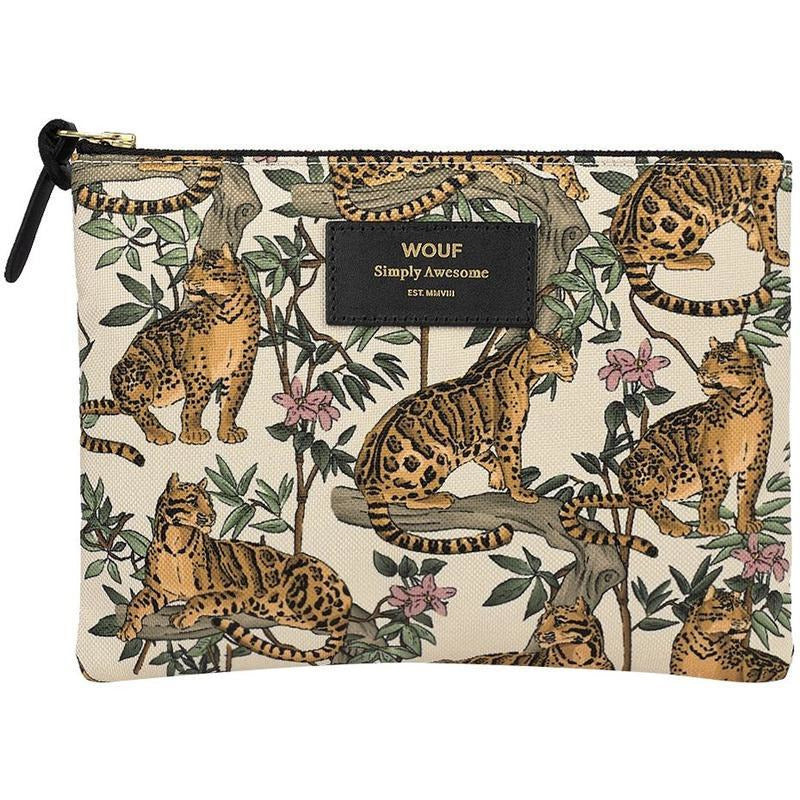Pochette Lazy Jungle Large - WOUF
