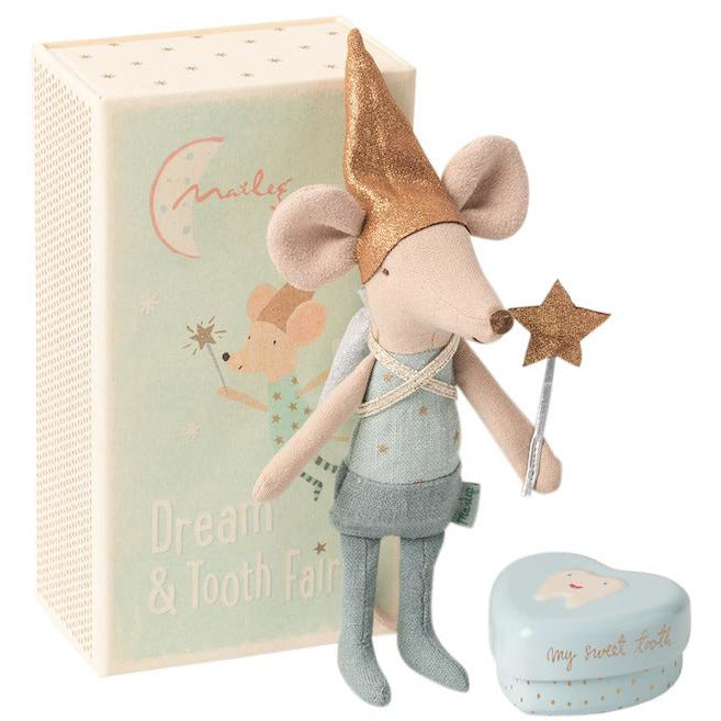 Tooth fairy mouse - grand frère - Maileg