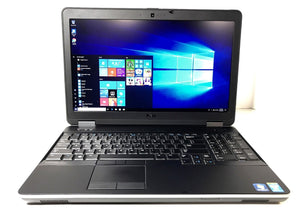 "15.6"" Dell Latitude i7 Quad Core 16GB"