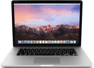 "15"" MacBook Pro i7 16GB 500GB SSD"