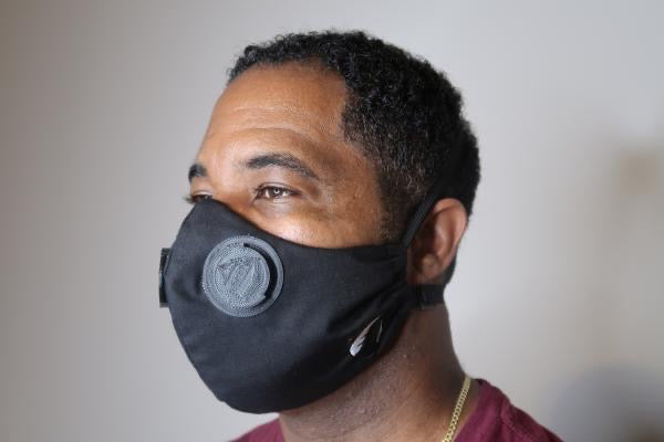 Bio Mask+ Plus (with vents)