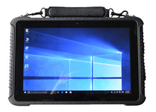 Load image into Gallery viewer, Highton 10.1 inch Intel Win 10 4G+128G rugged tablet with 3G/4G Barcode Fingerprint waterproof tablet PC