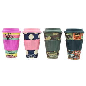 Must Bamboo Mug - Eco* Biodegradable
