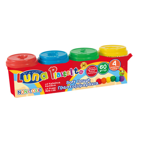 Luna Play Dough 1/4 60gr 620526