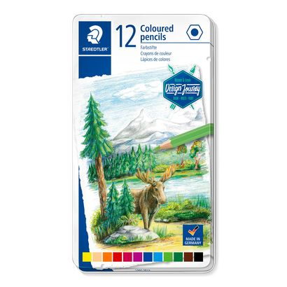 Staedtler Colour Pencils 146C M12