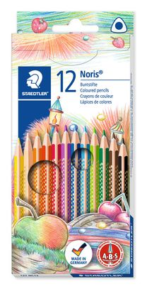 Staedtler Coloured Pencils 127 NC12