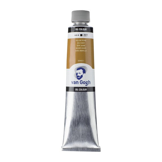 Van Gogh Oil 200ml