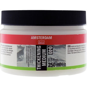 Amsterdam Thickening Medium 040 Jar 250 ml