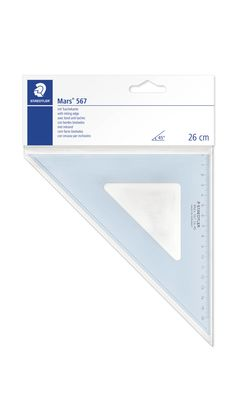 Staedtler Set Square 567 26-45