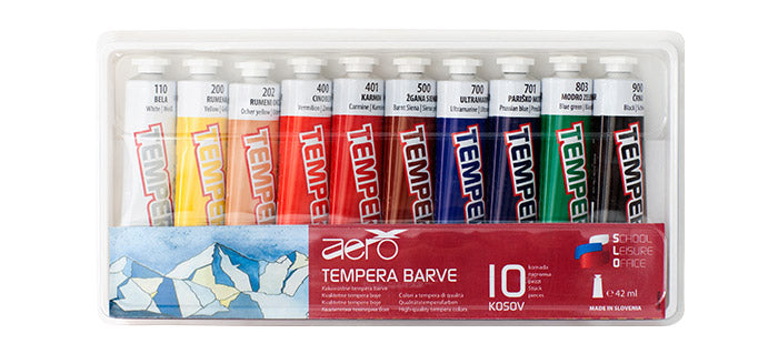 Aero Tempera 42ml - 10 pcs